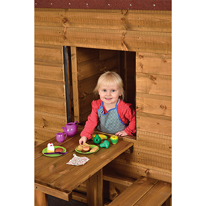 Children's Small Playhouse (With Installation)